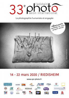 Le photographe Pierre Leblanc expose au salon international de Riedesheim